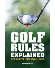 Booklegger Golf Rules Explained Book