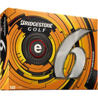 e6 Straight Distance Golf Ball