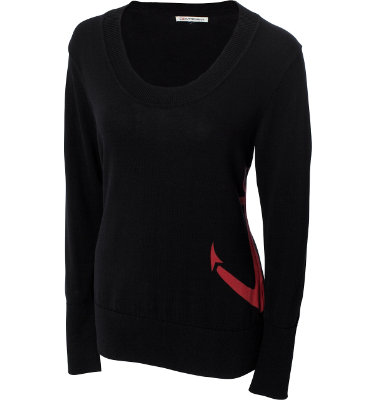 Cutter & Buck Women's Isabel Long Sleeve Sweater