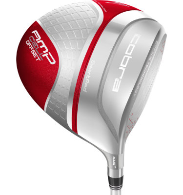 Cobra Men's AMP Cell Offset Senior Driver