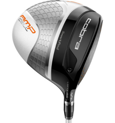 Cobra Men's AMP CELL Driver - Silver