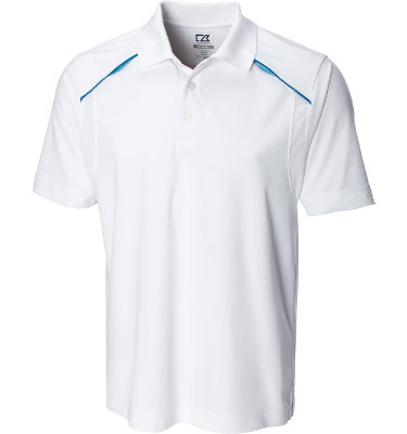 Cutter & Buck Men's Sun River Short Sleeve Polo