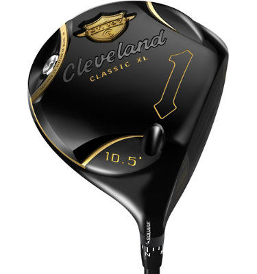 Cleveland Men's Classic XL Custom Driver
