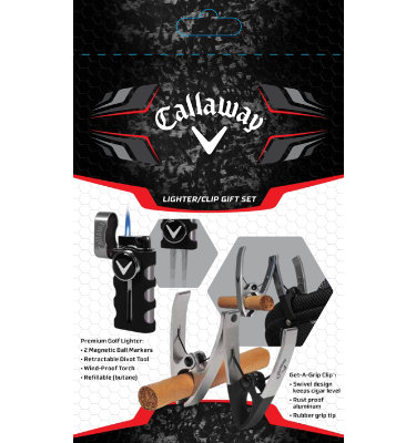 Callaway Premium Golf Lighter
