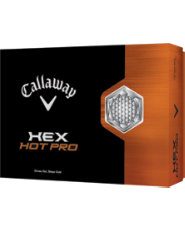 Callaway HEX Hot Pro Golf Balls - 12 pack