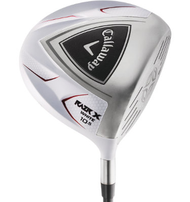 Callaway Men's RAZR X White Senior Driver