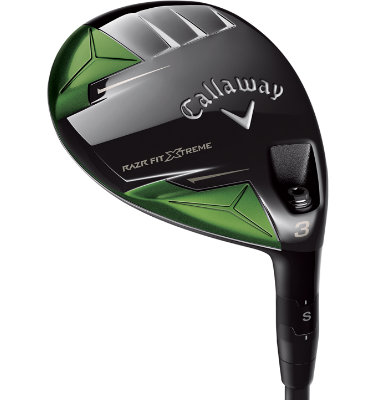Callaway RAZR Fit Xtreme Senior Fairway