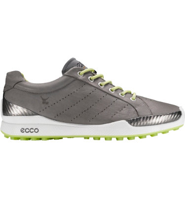 ECCO Men's BIOM Hybrid Golf Shoe - Warm Grey