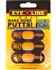 Eyeline Golf Sweet Spot 360 - 3 pack