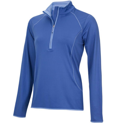 EP Pro Women's Fleece ¼-Zip Long Sleeve Pullover
