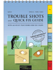 Booklegger Golf Trouble Shots and Quick Fix Guide