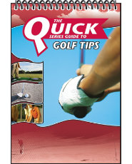 The Booklegger The Quick Series Guide to Golf