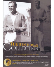 The Booklegger The Ben Hogan Collection DVD - 3 pack