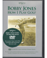 The Booklegger How I Play Golf DVD