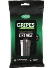 Lamkin Gripes Grip Wipes