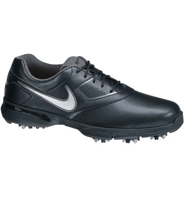 Nike Men's Heritage Golf Shoe - Black