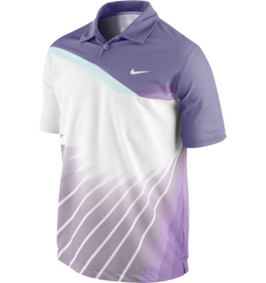Nike Golf Men's Spectrum Short Sleeve Polo