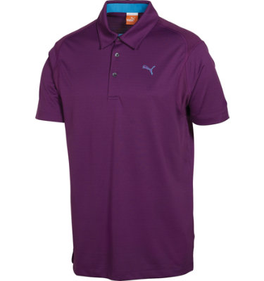 PUMA Men's Performance Short Sleeve Polo