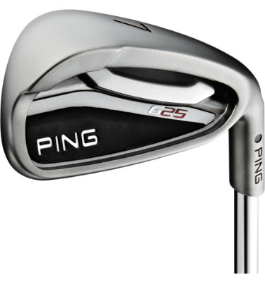 PING Men's G25 Irons - (Steel) 4-UW