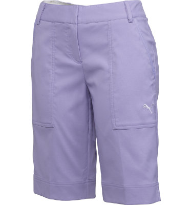 PUMA Women's Golf Tech Bermuda Short