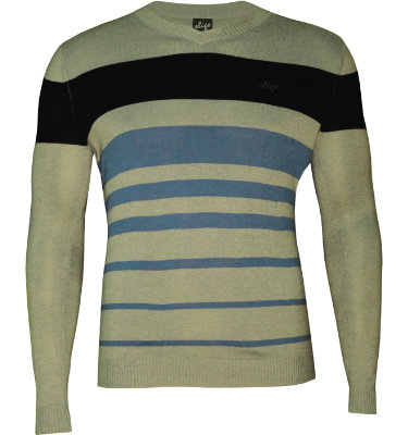 Sligo Men's Bathurst Long Sleeve Sweater