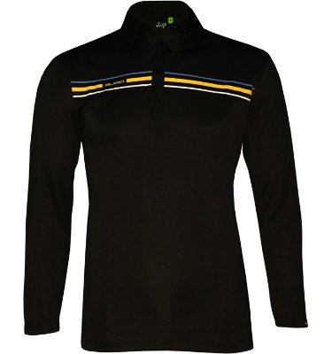 Sligo Men's Gerrard Long Sleeve Polo