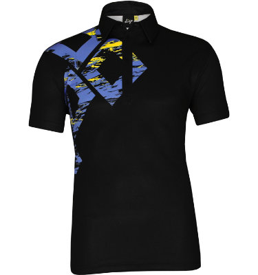 Sligo Men's Haiden Short Sleeve Polo