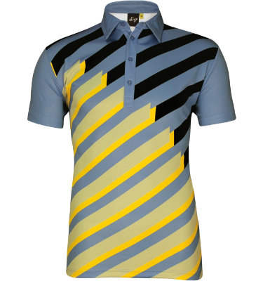 Sligo Men's Wellesly Short Sleeve Polo