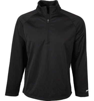 Slazenger Men's ¼-Zip Long Sleeve Pullover