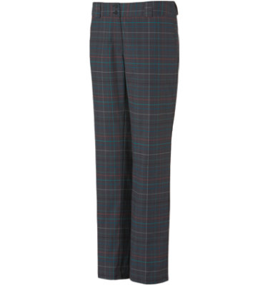 Slazenger Women's Ardee Plaid Pant