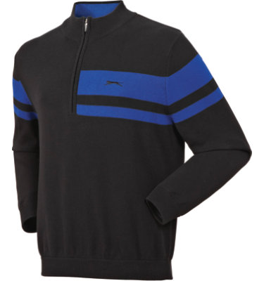 Slazenger Men's Graves ¼-Zip Sweater