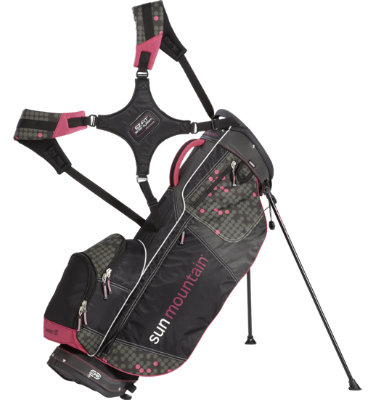 Sun Mountain Women's Three.5 Super Light Stand Bag