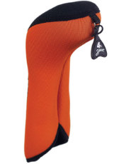 Stealth Hybrid Headcover - Flame Orange