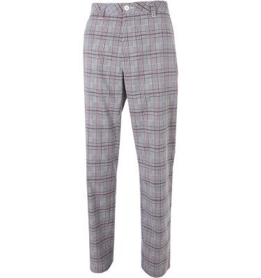 Travis Mathew Men's Ellis Plaid Pant