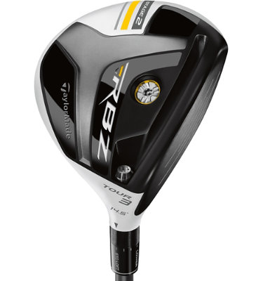 TaylorMade Men's RBZ Stage2 Tour TP Fairway