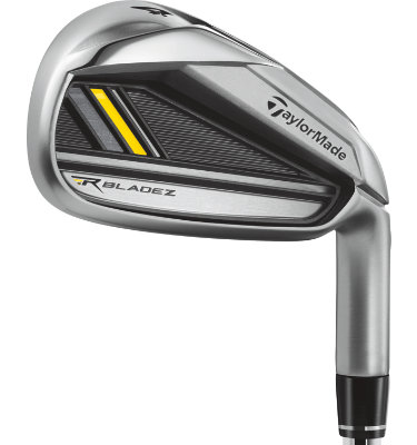 TaylorMade Men's RocketBladez Irons - (Steel) 4-AW