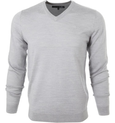 Travis Mathew Men's V-Guile Long Sleeve Sweater