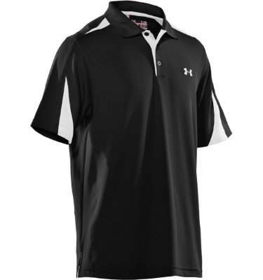 Under Armour Men's Performance Colorblock Short Sleeve Polo