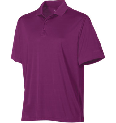 Walter Hagen Men's Ali Short Sleeve Polo