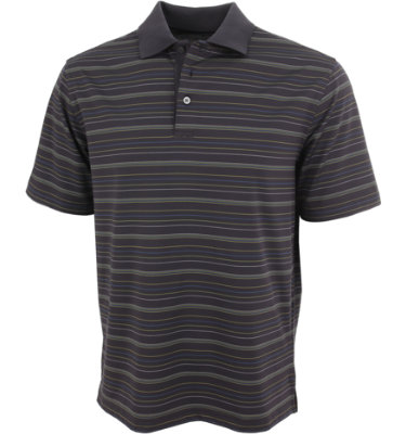 Walter Hagen Men's Bismark Short Sleeve Polo