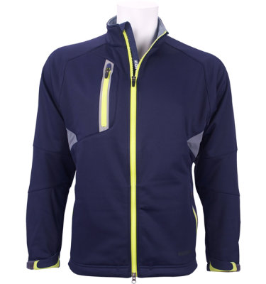Zero Restriction Men's Power Torque Wind Jacket