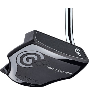 Cleveland Men's Smart Square Heel-Shafted Putter