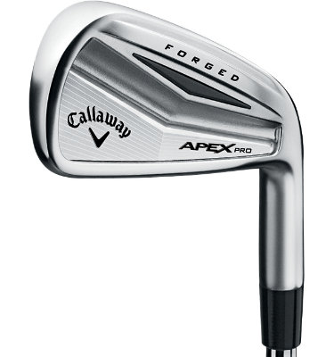 Callaway Men's Apex Pro Forged Irons - (Steel) 3-PW