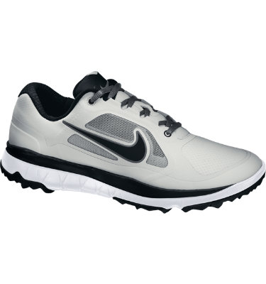 Nike Men's FI Impact Spikeless Golf Shoe - Light Base Grey/Black