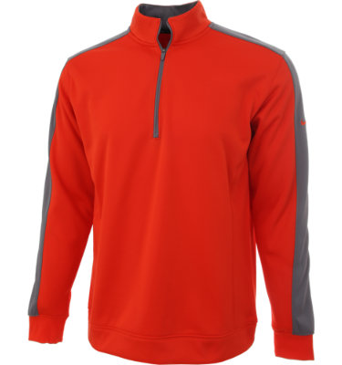 Nike Men's 1/2 Zip Therma-FIT Fleece