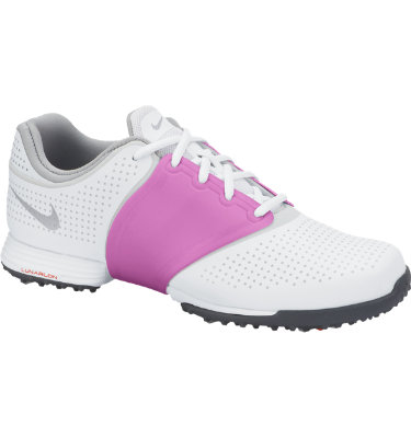 Nike Women's Lunar Embellish Golf Shoe - Pure Platinum/Wolf Grey