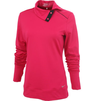 Nike Women's Long Sleeve Pro Mock