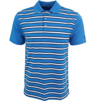 Slazenger Men's Milan Short Sleeve Polo