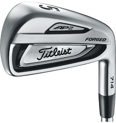 Titleist Men's AP2 714 Irons - (Steel) 3-PW