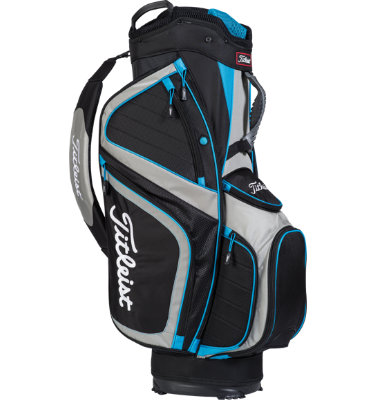 Titleist Men's Lightweight 14-Way Cart Bag